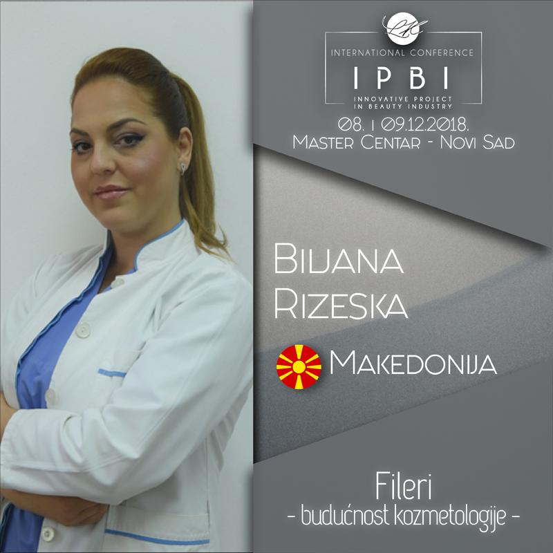 Dr. Biljana Rizeska