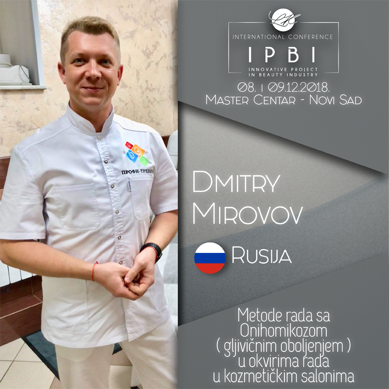 Dr. Dmitry Mirovov