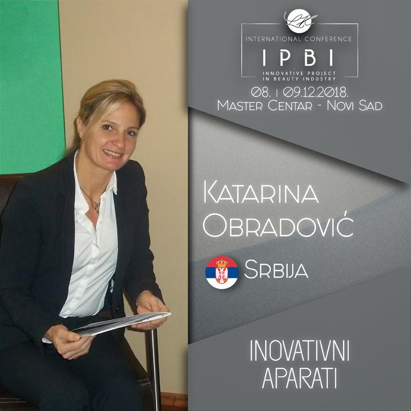 dipl. ing Katarina Obradović