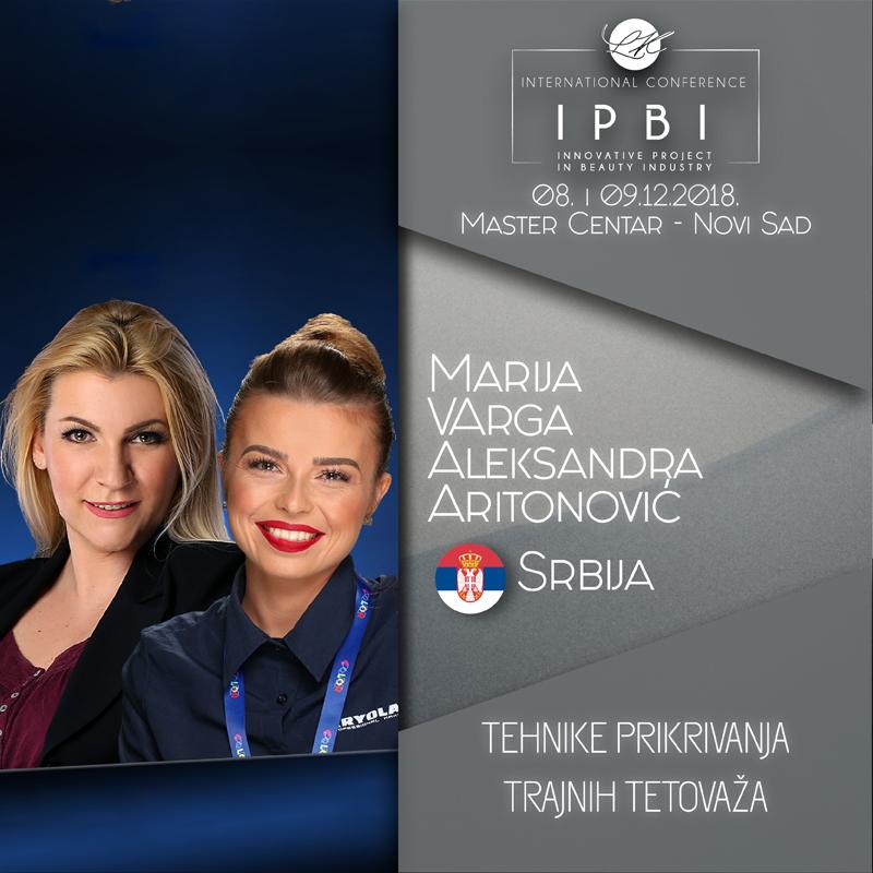 Marija Varga & Aleksandra Aritonović